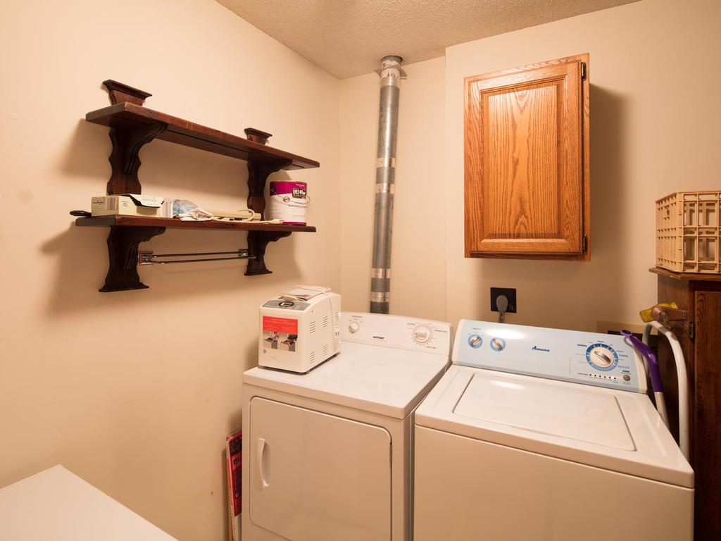 Washer and Dryer are new in the past four years.