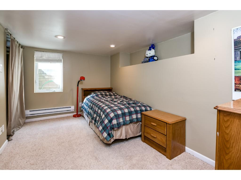 One of the three bedrooms on the upper level!