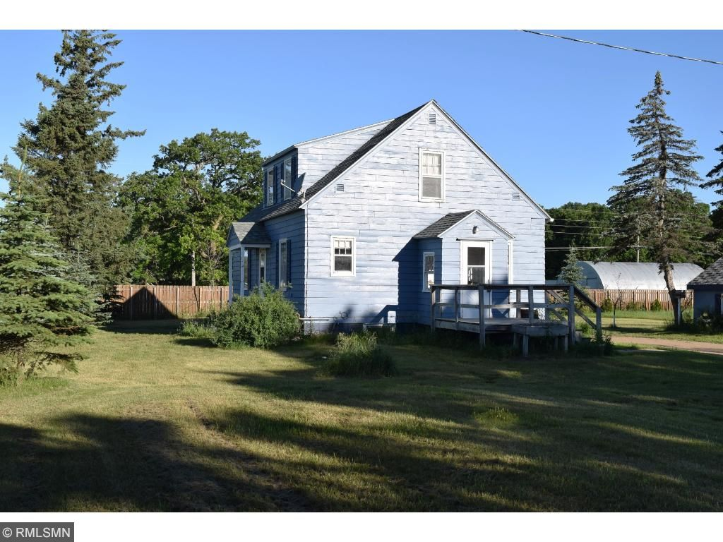 A charming, country home with all the fixins located on 10 acres for your privacy.