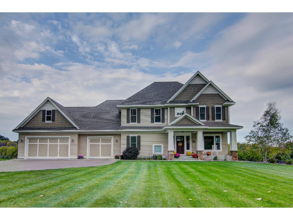 Welcome home to 324 Meadow Ridge Court!