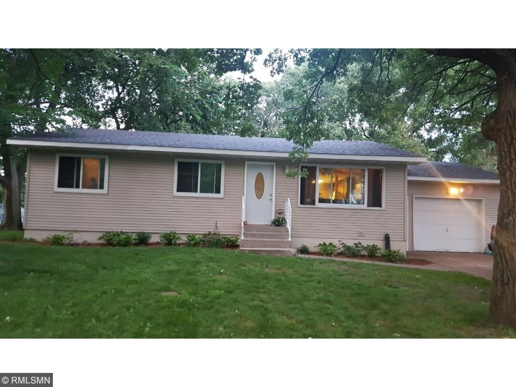 Welcome to 330 Shoreacres Drive, Big Lake!This 4 bedroom (3 on main