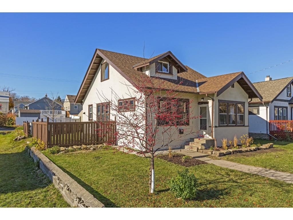 This is a lot of house for the money so close to DT Minneapolis and just over the Lowry Bridge to NE Arts District.  Expanded shopping area in Broolkyn center just minutes away. Priced to take into account need for minor updating & lack of garage.
