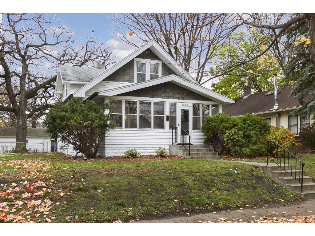 Location!  Prime Longfellow location!  Classic Mpls bungalow with original details and lots of modern updates!
