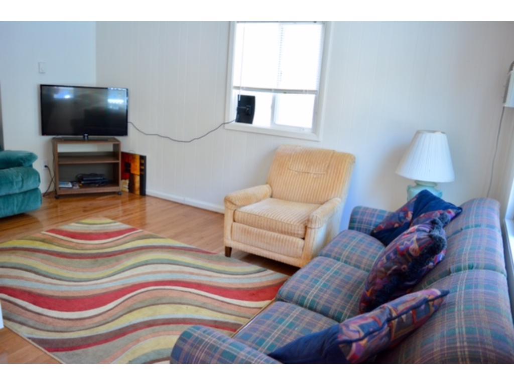 Main floor bedroom, furniture included