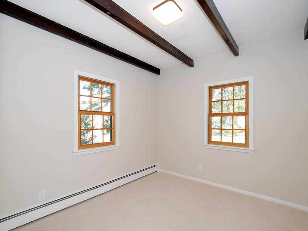 Office on main floor. You could also consider as another bedroom if adding a closet.