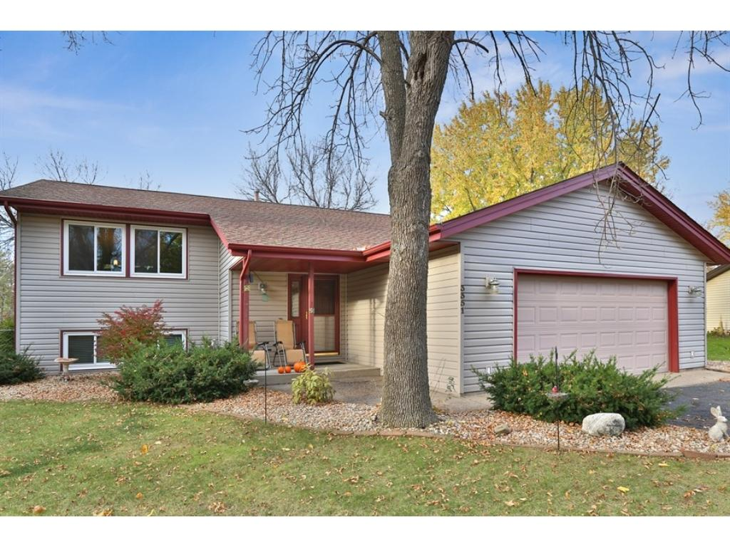 Welcome to this large split on a large cul de sac lot! Roof and siding new in 2008; most windows in 2009!