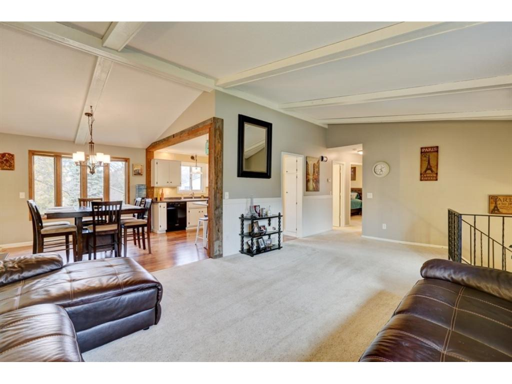 If you are looking for a spacious, open floor plan, look no further.