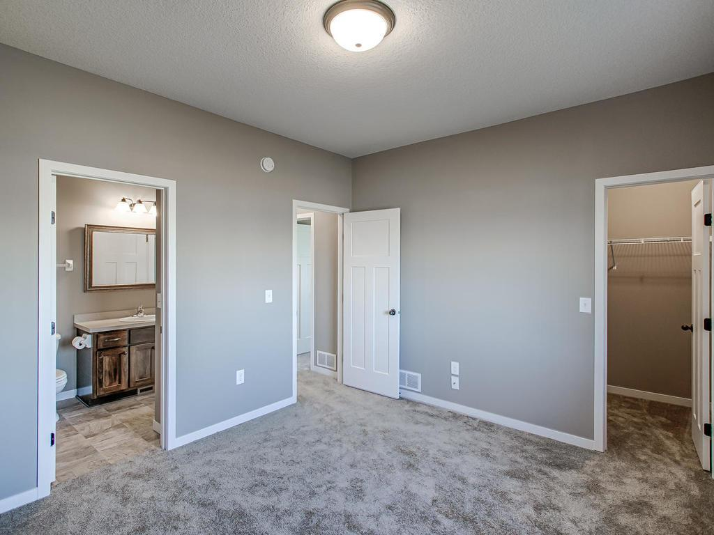 1 of 2 bdrms.  Both have walk-in closets!