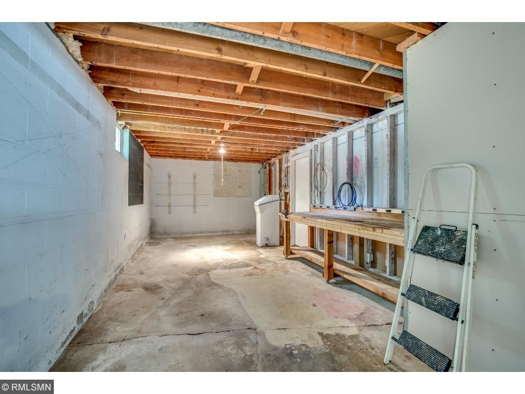 Bonus room for man cave, workout room, 3rd tandem stall or finish it off for more inside space.