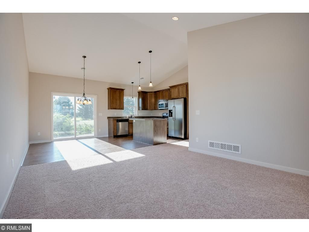 Open floor plan and walkoutPhoto: 370 Ladd Ln.