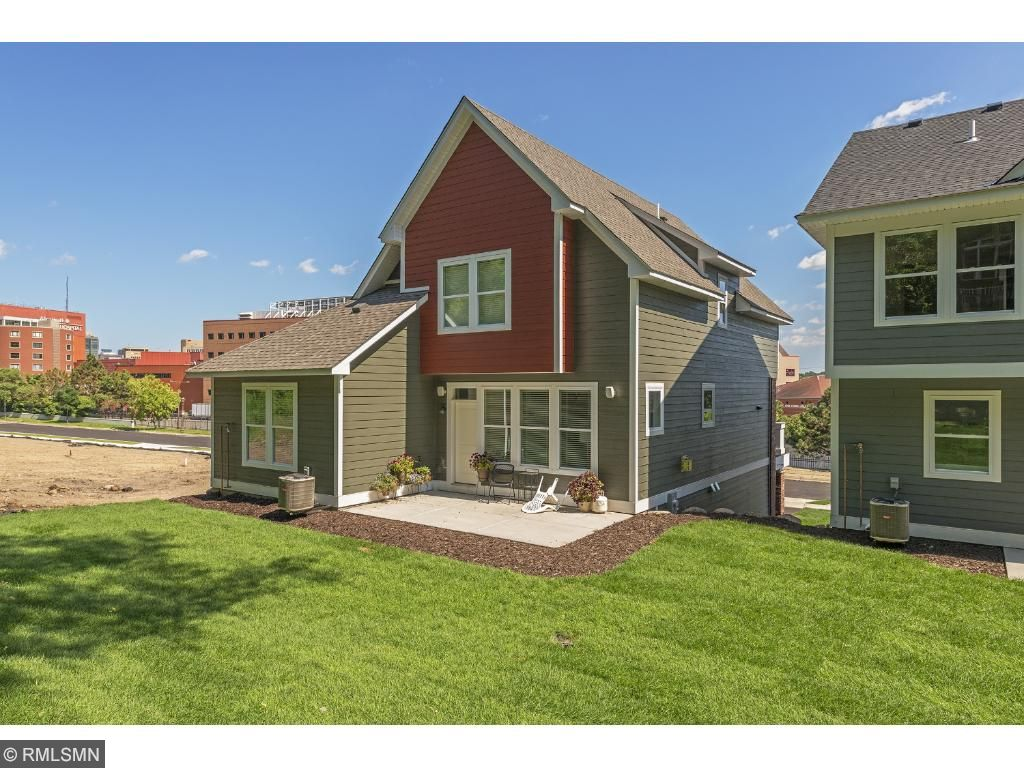 Main floor access to your backyard extends your living space. Add a patio, table, grill and garden to customize your space. Visit us on-site to tour the model. Pleasant Ridge. Summit Hill., St. Paul
