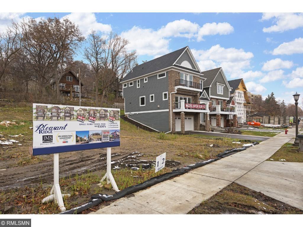 Construction Update: 12/2016. Pleasant Ridge. Ramsey Hill, St. Paul.