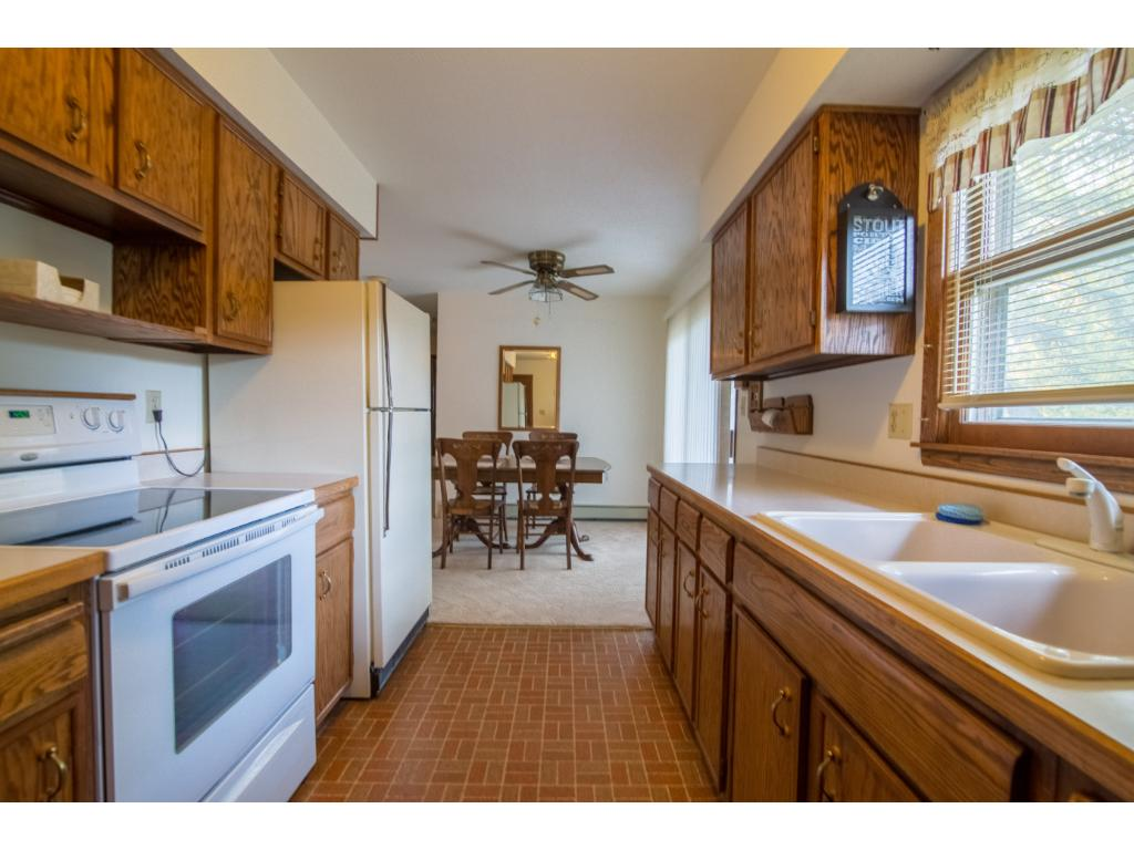 Kitchen and informal Dining Room