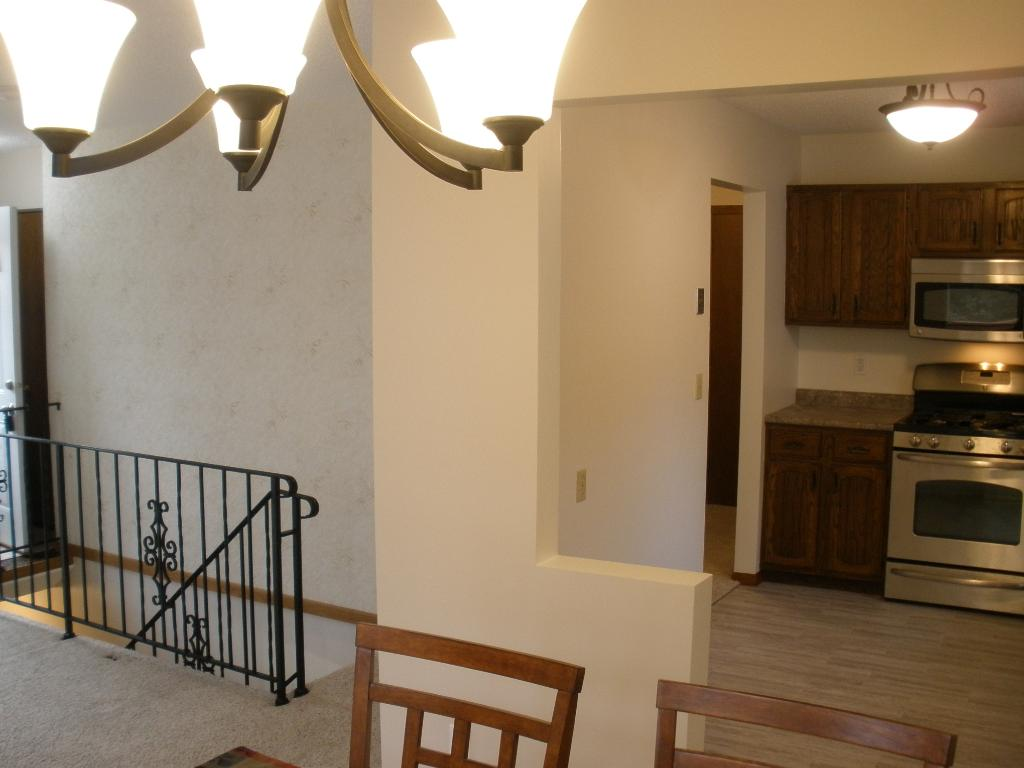 Great open floor plan.  This home is in wonderful condition.