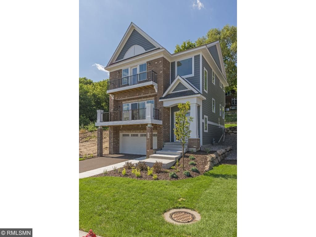 Visit our Model at Pleasant Ridge to take a tour. 361 Pleasant Ave., Summit Hill., St. Paul.