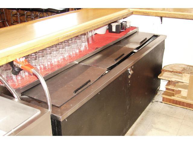 Under bar coolers