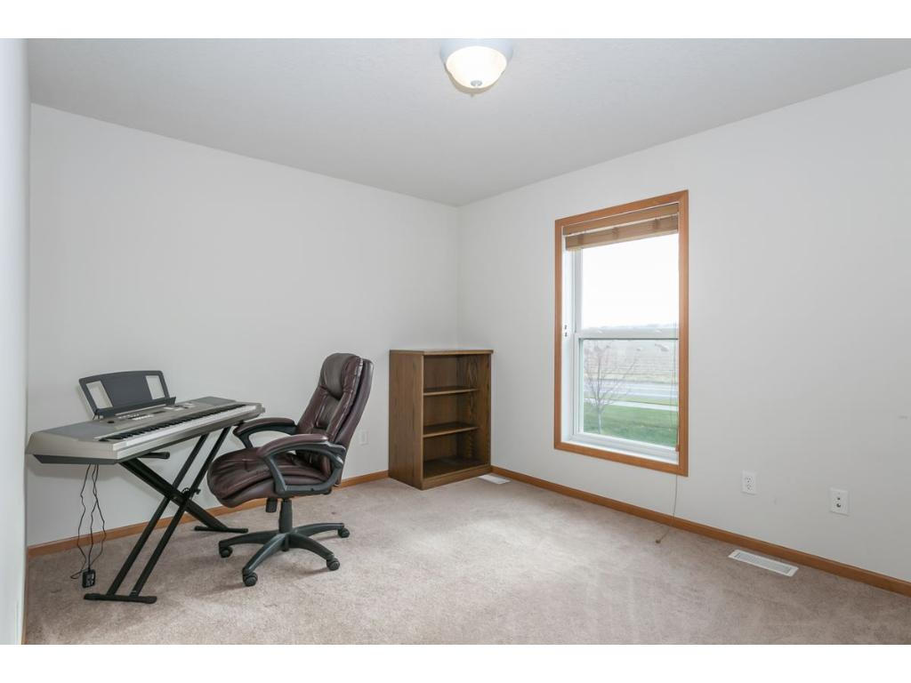 Upper Level Features 4 Bedrooms and Loft area.