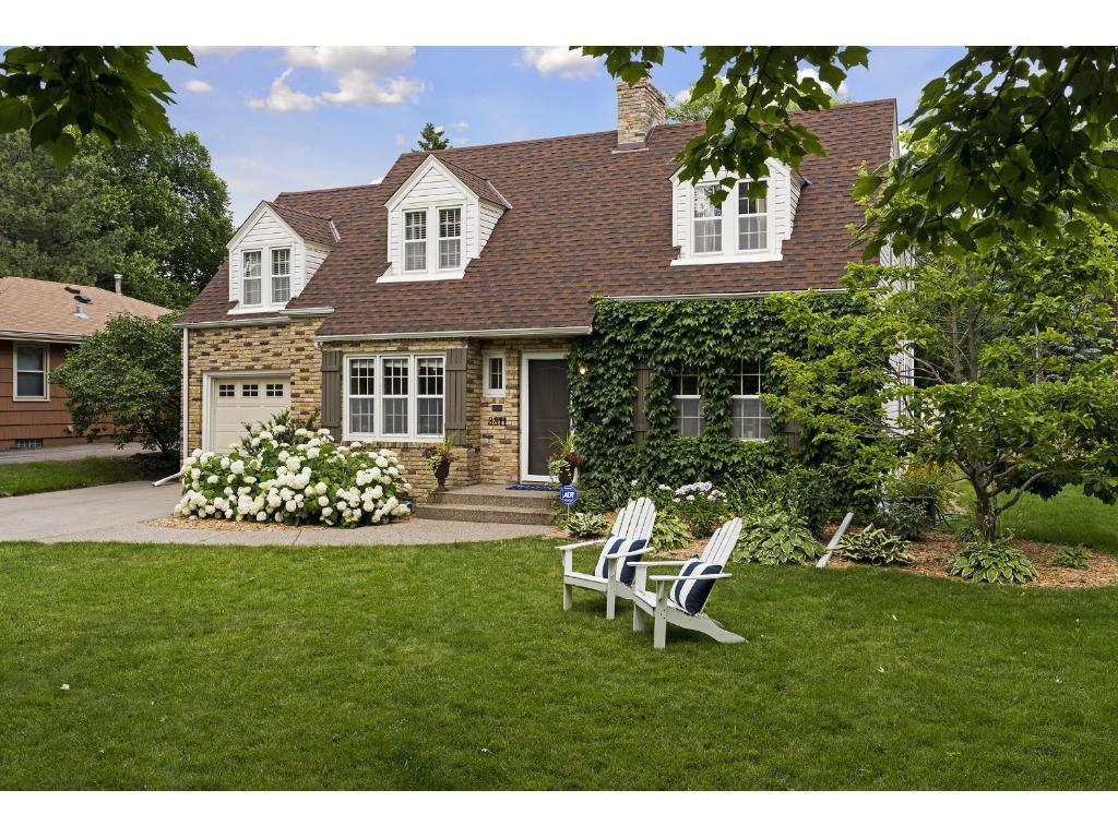 Fabulous Updated 2 Story Home In Demand Minikahda Vista