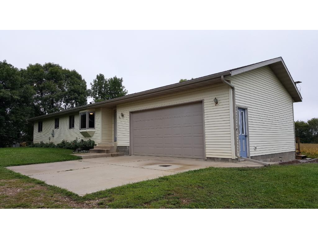 Welcome Home! Rambler situated on 2.5 acres, large yard, garden area, many perennials to enjoy. New rain gutters added 2016.