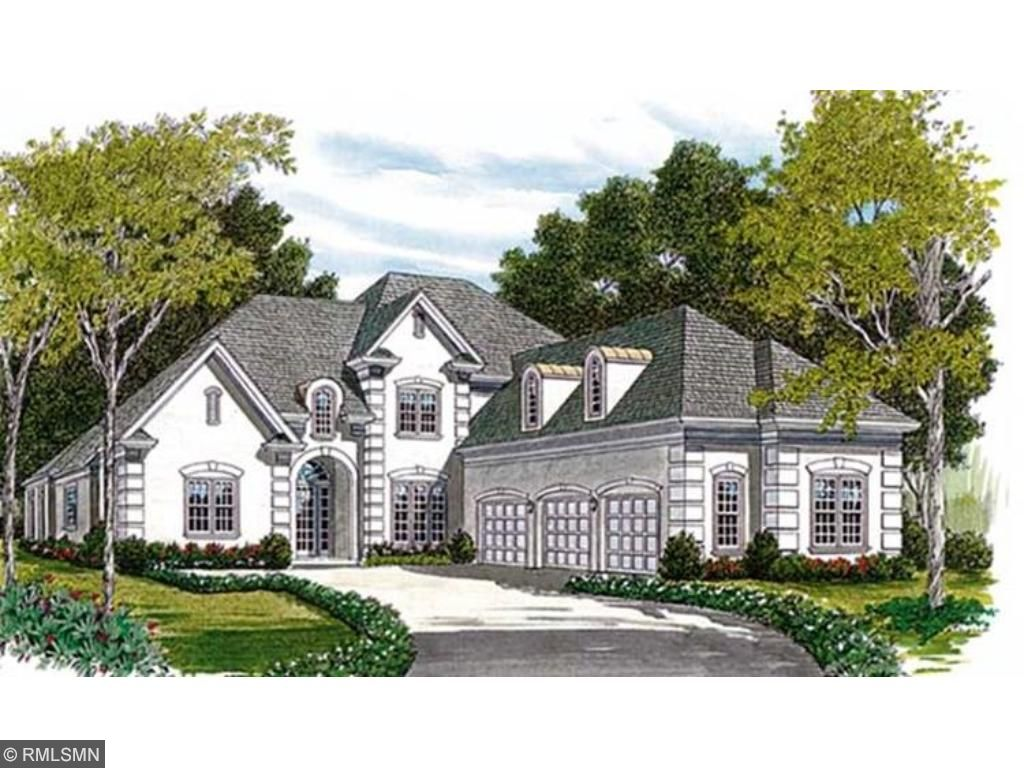 Custom Home Plan #1