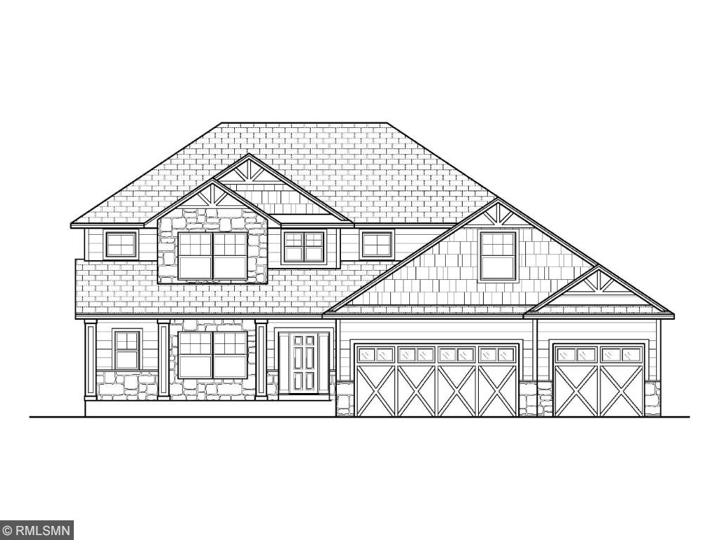Custom Home Plan #2
