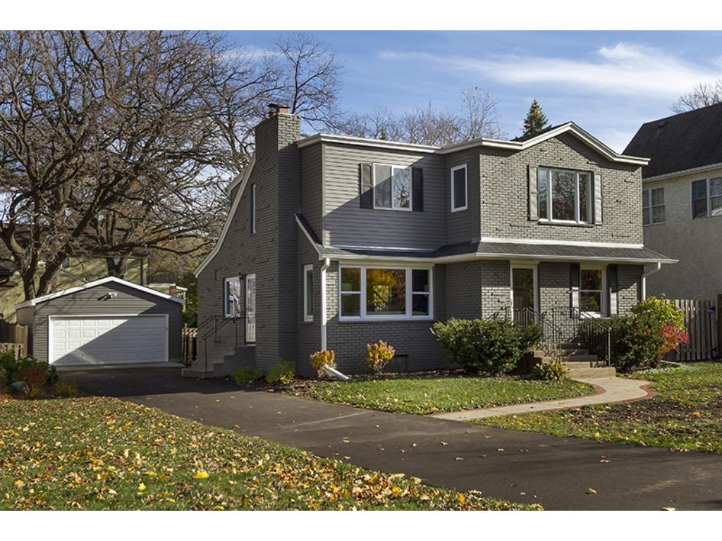 Beautifully renovated home in prime Linden Hills location.