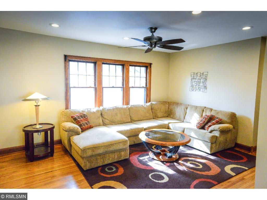 Great space on the main floor, perfect for entertaining.