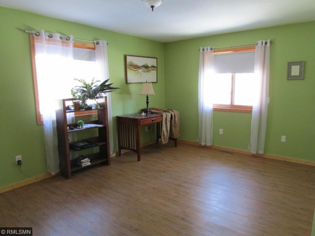 Large bedroom upstairs
