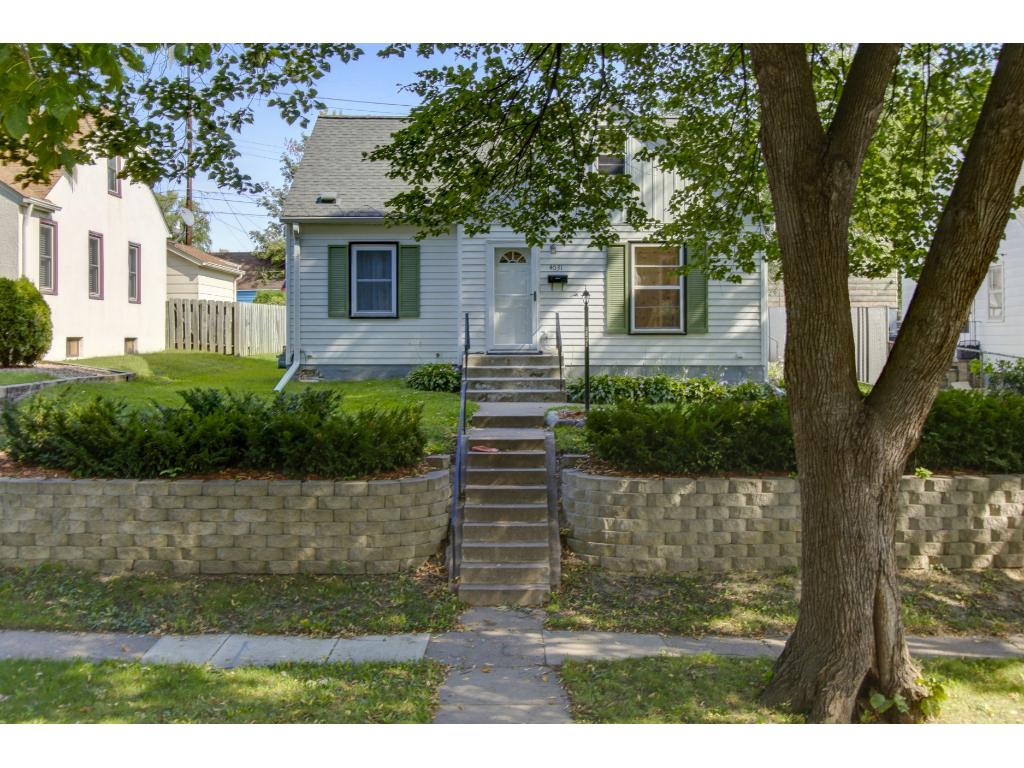 Welcome Home!  4031 Monroe Street NE, Columbia Heights
