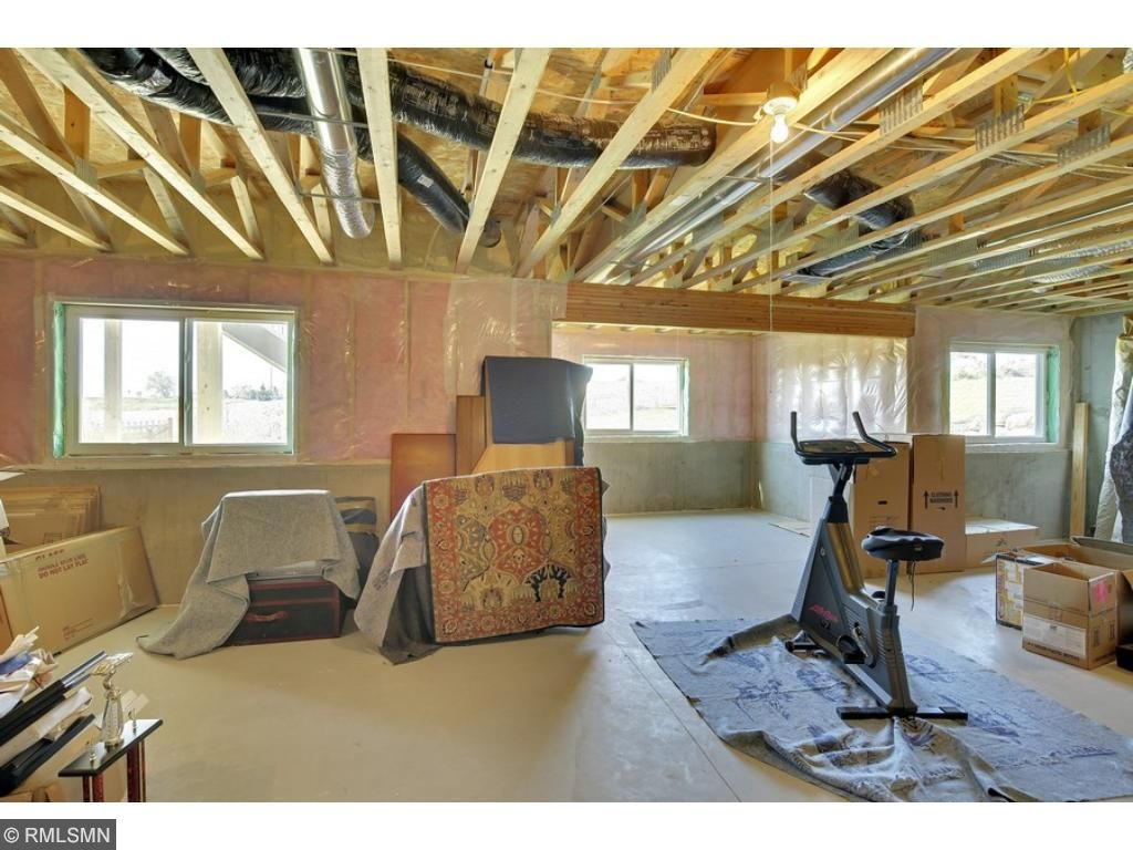 Look at all this space! Ready to build instant equity with your design ideas! Game room? Exercise room? Guest en-suite!?