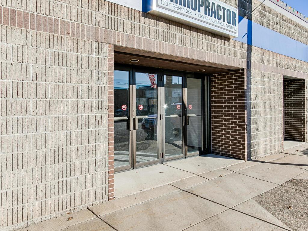 Office next to available property