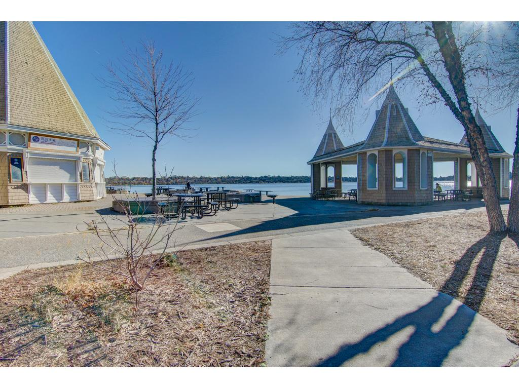 Lake Harriet Band Shell and Park - Just a few steps away from your front door!