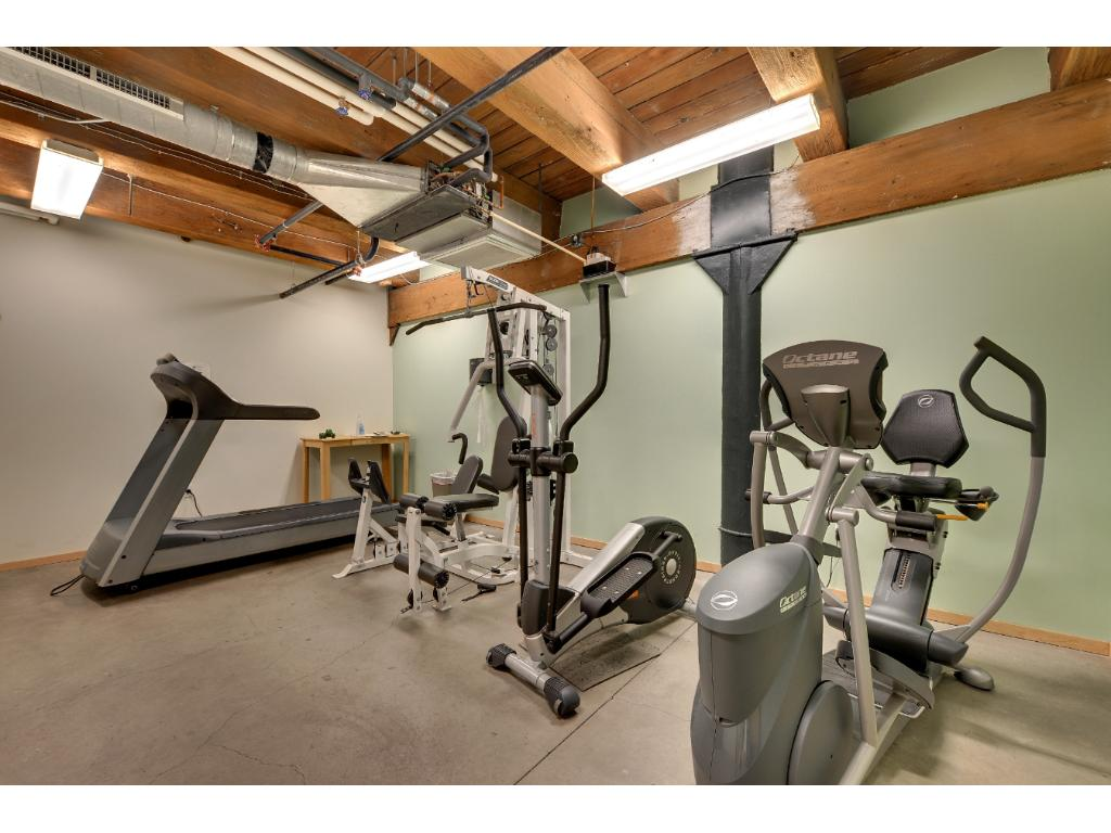 Work-out room