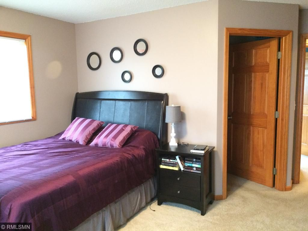 Large Master With Walk In Closet