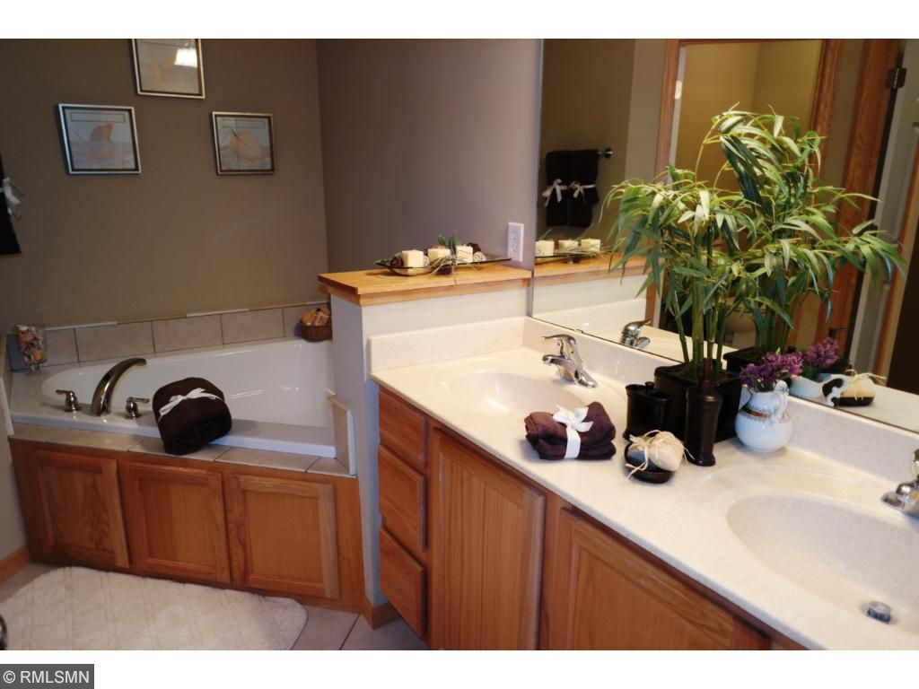 """Where can you find a home with a """"LARGE"""" master bathroom with separate tub and shower, double sinks, separate water closet, and a over sized walk in closet??"""