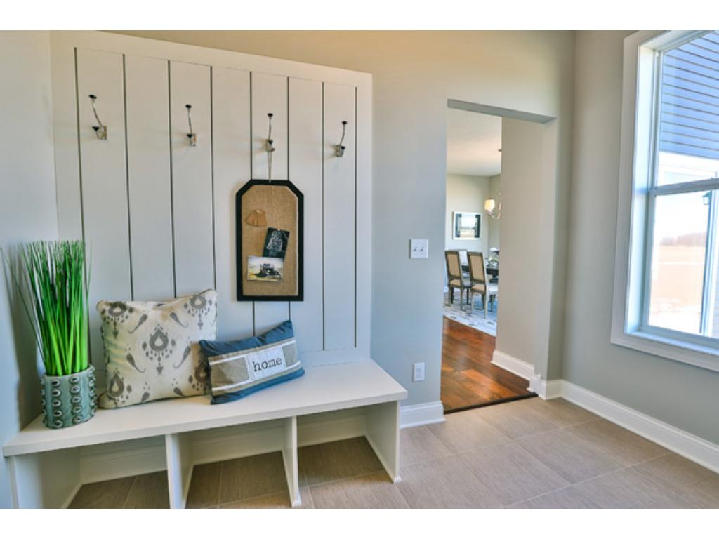 Photo of furnished model, same floor plan and comparable finish level.  Specific options may differ.