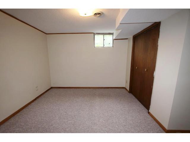 Basement den - add egress window for another bedroom!