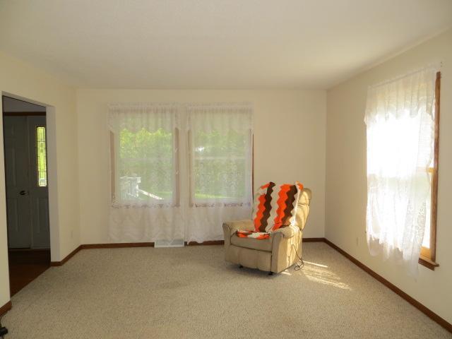 Main floor living room.
