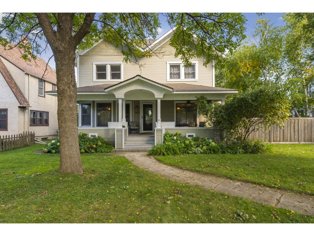 Welcome to 4139 Lyndale Avenue South!Gorgeous home, with amazing updates, on a HUGE lot!