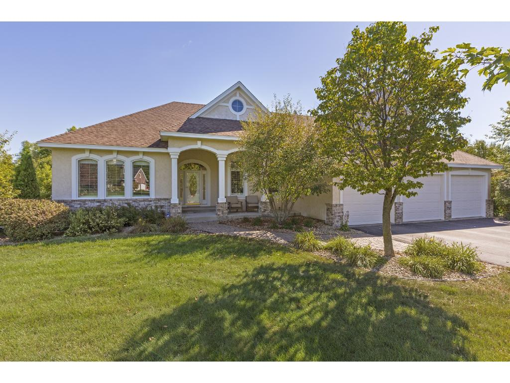 Welcome home to this home in highly sought after Foxberry Farms!  Wayzata Schools