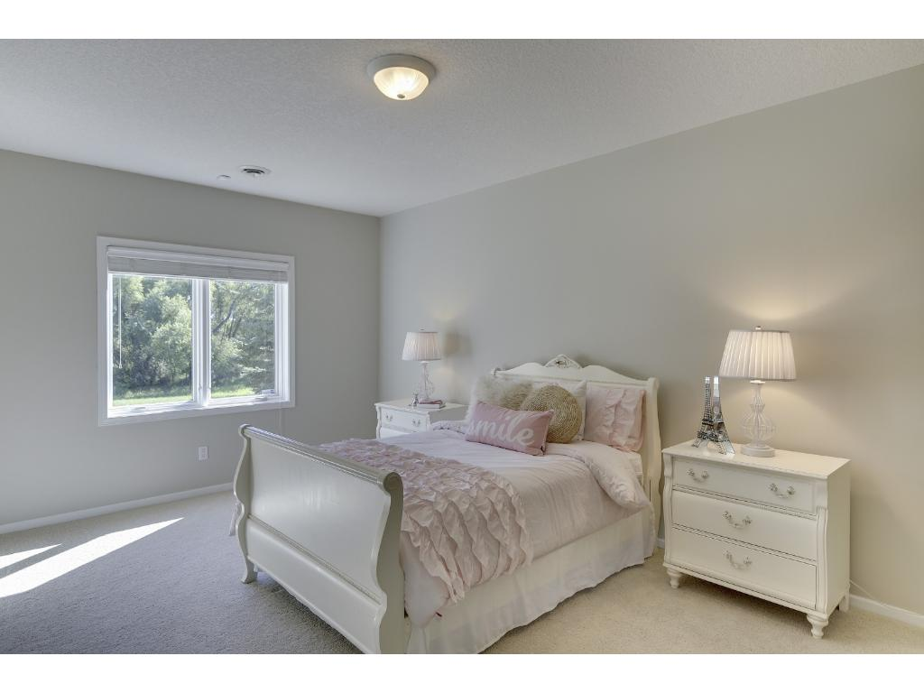 The 4th of VERY large bedrooms