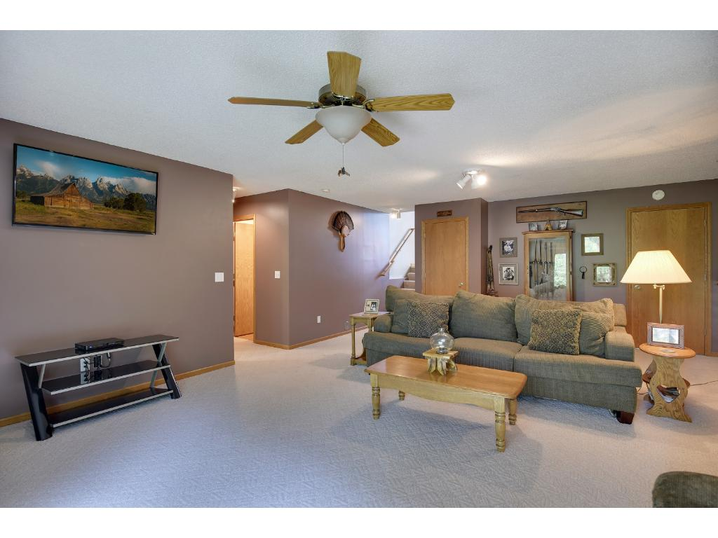 Family room - a great place for family and friends