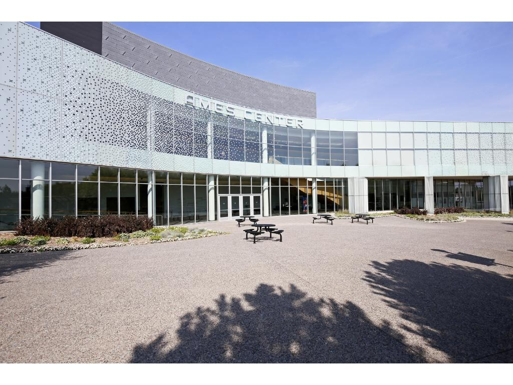 Ames Center is within walking distance.  Enjoy plays and concerts.