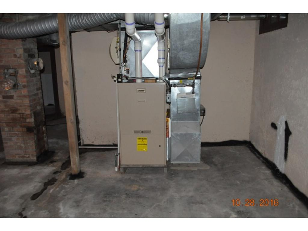 newer furnace and A/c