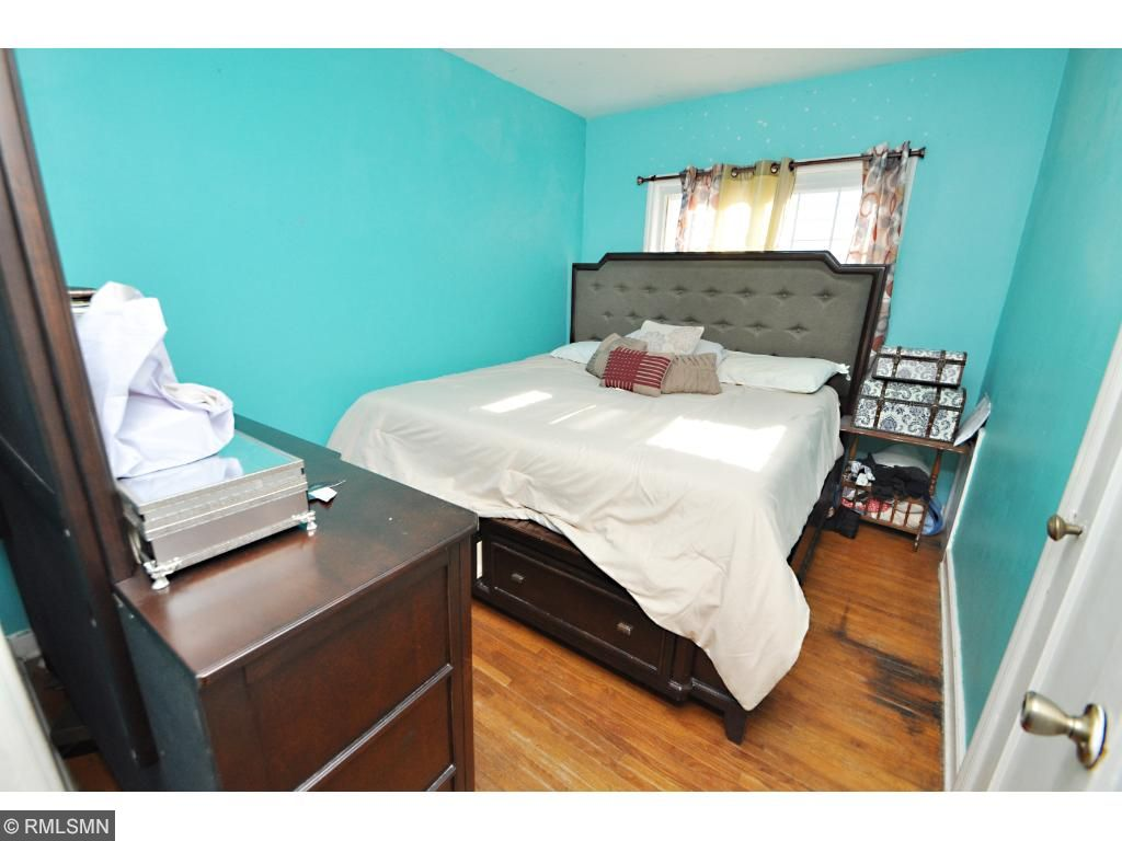 Ample Bedrooms and closets