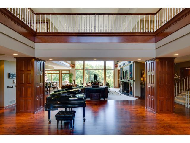 Impressive details and finished throughout this estate