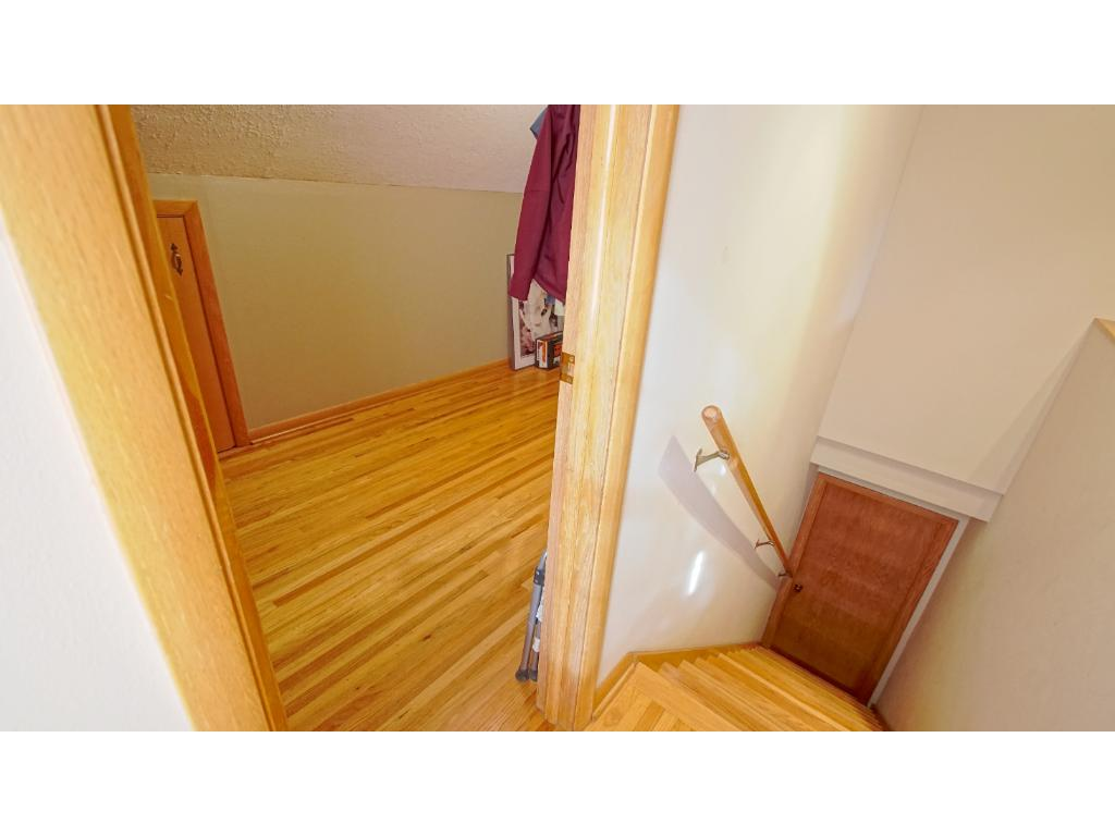 Large Walk-In Closet on the upper level