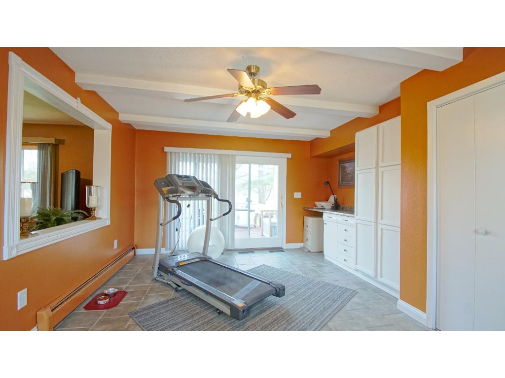 Recreation Room / View as you enter the home