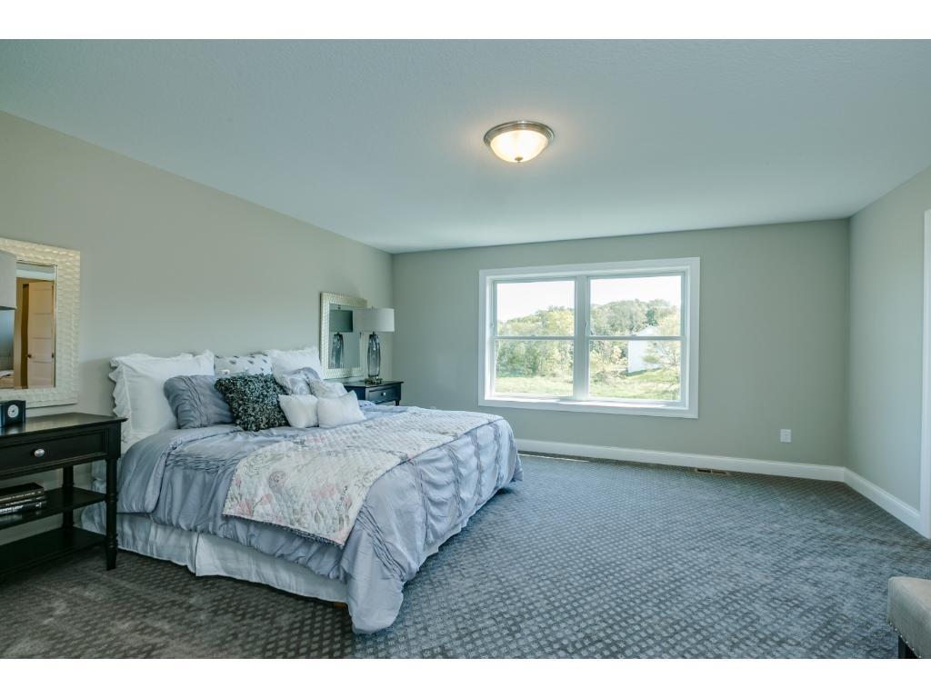 Spacious Owners Space on upper level, with 3 other additional Oversized Bedrooms.. Again, the Views-  Hard to find in Plymouth-