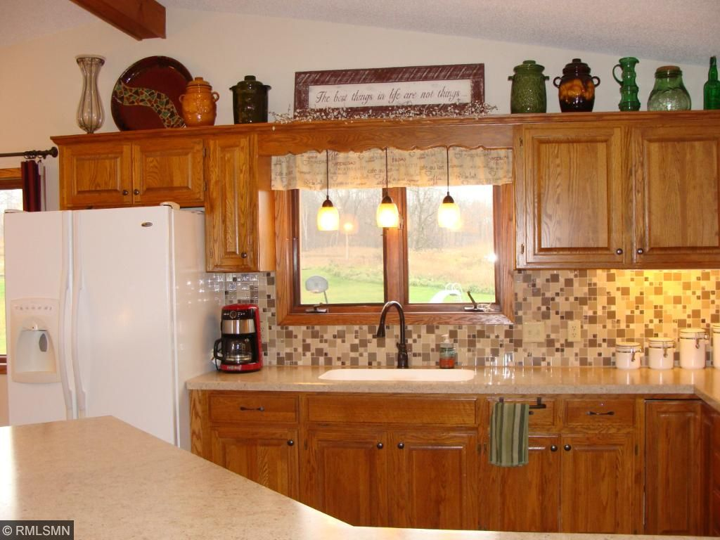 Gorgeous kitchen with all new appliances.